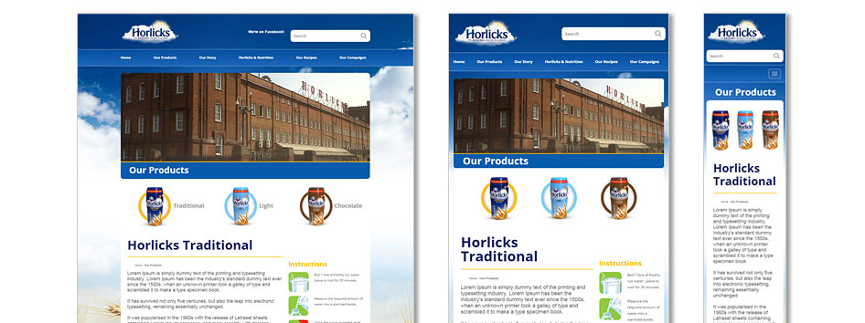 marketing report of horlicks Horlicks is a nutritional drink made from wheat, milk and malted barley and is sold in powdered form.